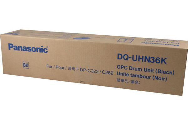 PANASONIC Trommel schwarz DQ-UHN36K DP-C262-PM 39´000 Seiten