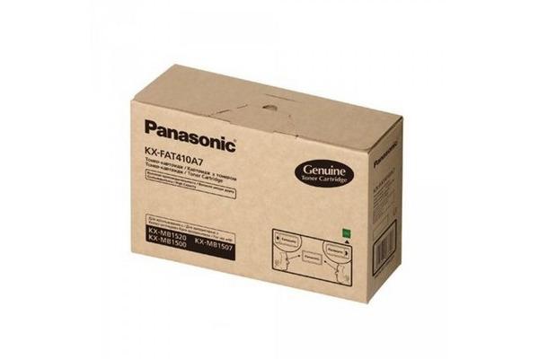 PANASONIC Toner schwarz KX-FAT410 KX-MB1500/1520G-B