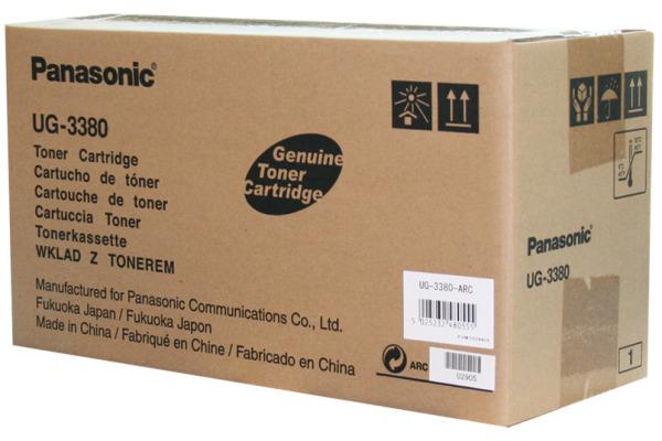 PANASONIC Toner-Modul schwarz UG-3380 Fax UF-585 8000 Seiten