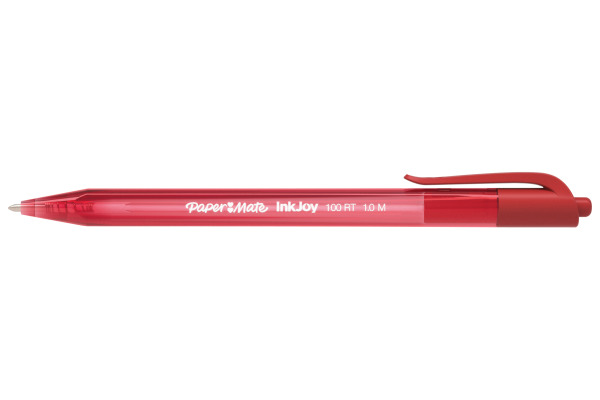 PAPERMATE Kugelschreiber Inkjoy 100RT M S0957050 rot