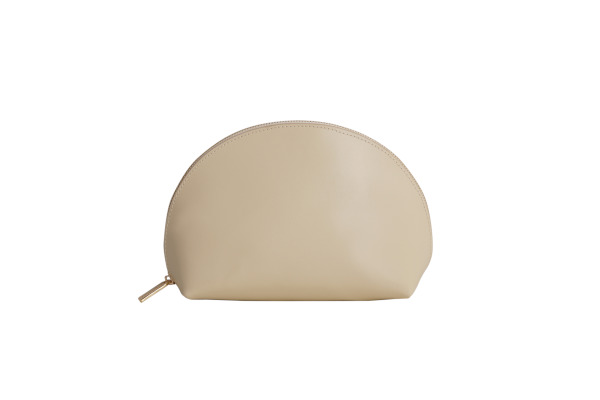 PAPERTH. Cosmetic Pouch PT02070 20x13x6,5cm ivory