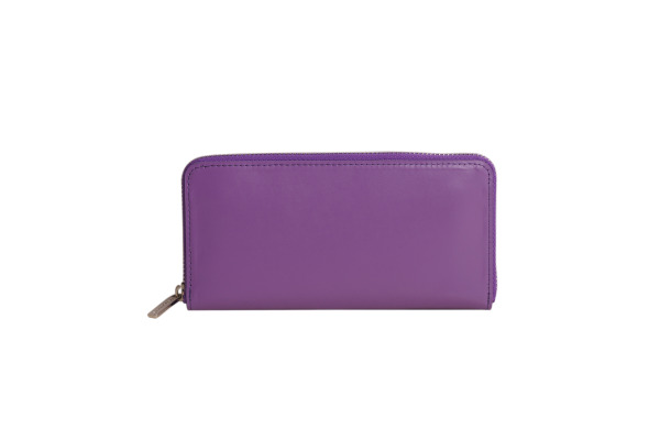 PAPERTH. Long Wallet PT02155 10x19,5cm violet