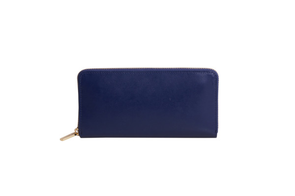 PAPERTH. Long Wallet PT02186 10x19,5cm blau