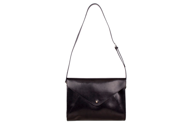 PAPERTH. Envelope Bag PT04449 37x28x7cm black