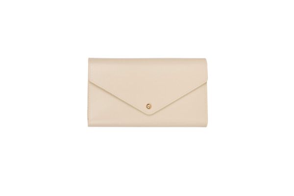 PAPERTH. Travel Envelope PT04562 21,5x11cm ivory