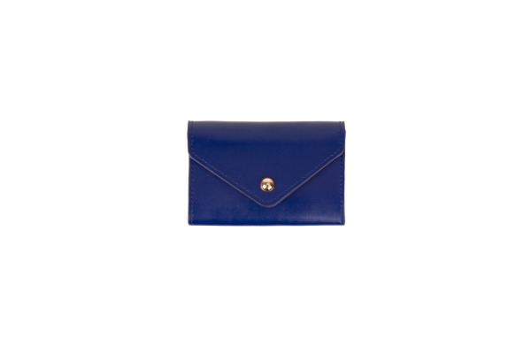 PAPERTH. Card Envelope PT04692 7,5x11cm blau