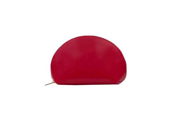 PAPERTH. Cosmetic Pouch PT06122 20x13x6,5cm scarlet
