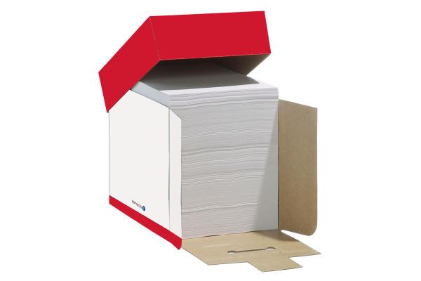 PAPYRUS Kopierpapier Maxbox FSC A4 88026778 weiss, 80 g...