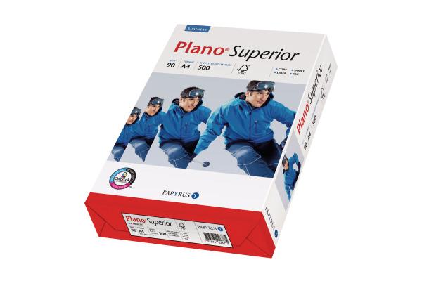 PAPYRUS PlanoSuperior A4 88026780 90g, weiss 500 Blatt