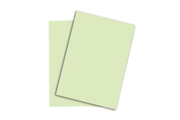 PAPYRUS Rainbow Papier FSC A4 88042586 hellgrün,...