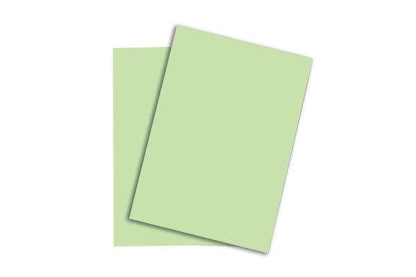 PAPYRUS Rainbow Papier FSC A4 88043185 80g, gelb 100 Blatt