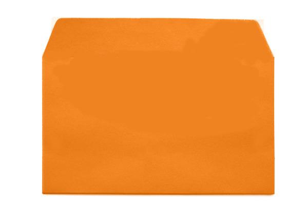 PAPYRUS Couvert Rainbow o/Fenster C5 88048534 orange, 120g 250 Stück