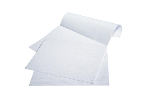 PAPYRUS Schreibpapier A4x2 88148504 4mm, kariert, 90g 250 Blatt