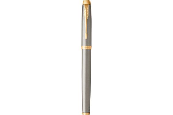 PARKER Füllhalter IM GC M 1931656 Brushed Metal