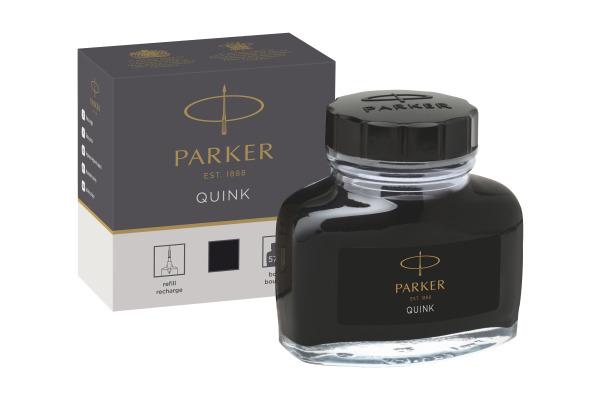 PARKER Tinte 57ml 1950375 schwarz
