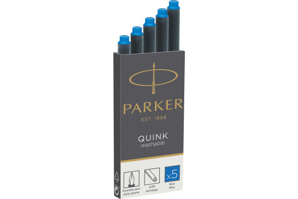 PARKER Tintenpatrone Quink Z 44 1950383...