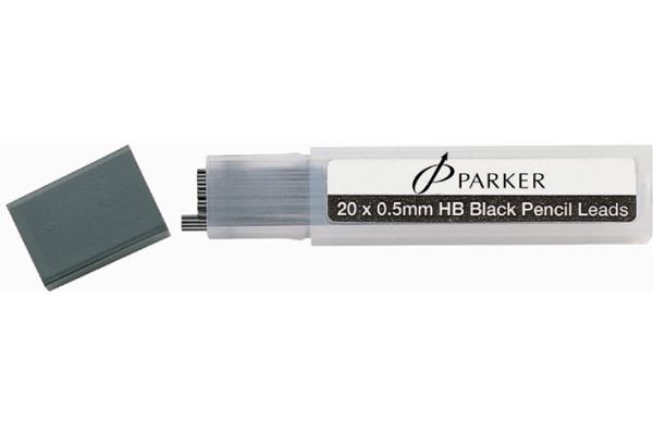 PARKER Minen HB/0,5mm S0036510 12 Stück