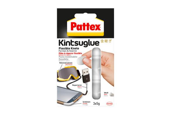 PATTEX Kintsuglue PFK5W weiss, 3x5g