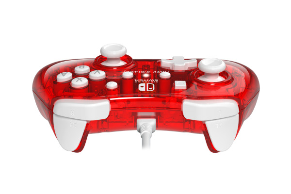 PDP Rock CandyMini StorminCherry 500181RD Controller, for NSW