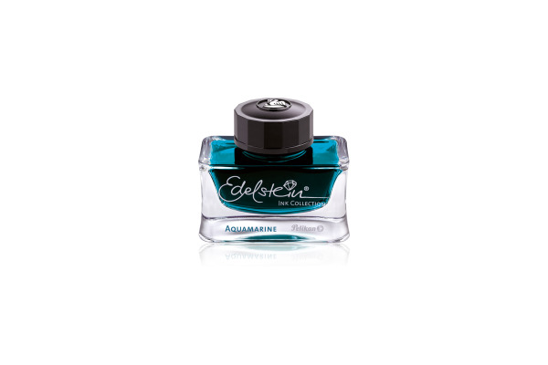 PELIKAN Edelstein Tinte 50ml 300025 aquamarine