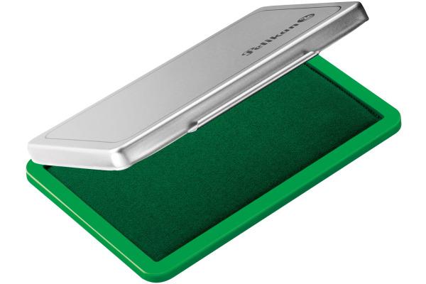 PELIKAN Metall-Stempelkissen grün 331033 Grösse2 11x7cm
