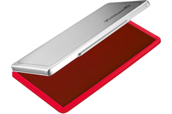 PELIKAN Metall-Stempelkissen rot 331132 Grösse1...