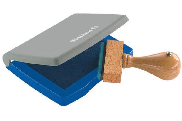 PELIKAN Stempelkissen blau 337741 3 E 5x7cm