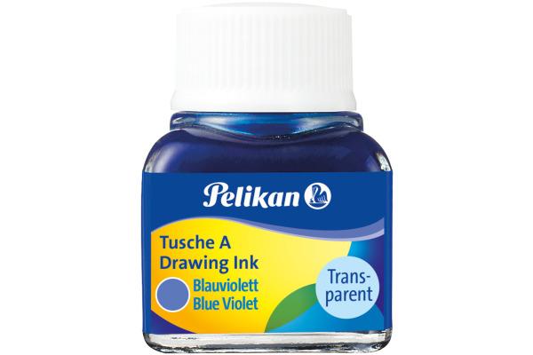 PELIKAN Tusche 10ml 523/12 blau/violett