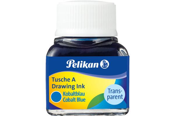 PELIKAN Tusche 10ml 523/8 blau