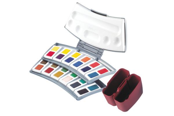 PELIKAN Aquarellfarben 725D/24 24 Farben