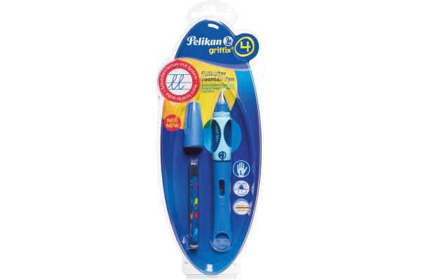 PELIKAN Füllhalter Griffix 927988 blau L