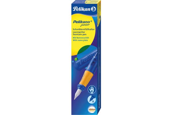 PELIKAN Füllhalter Pelikano Junior 940874 blau,...