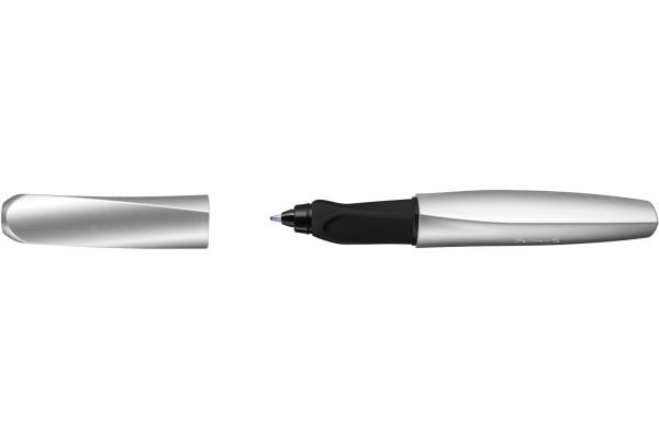 PELIKAN Tintenroller Twist R457 947432 silberer
