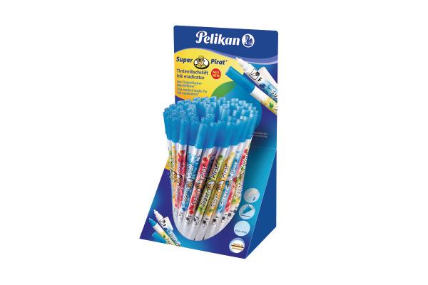 PELIKAN Tintenlöschstifte fein 987016 Super-Pirat 850