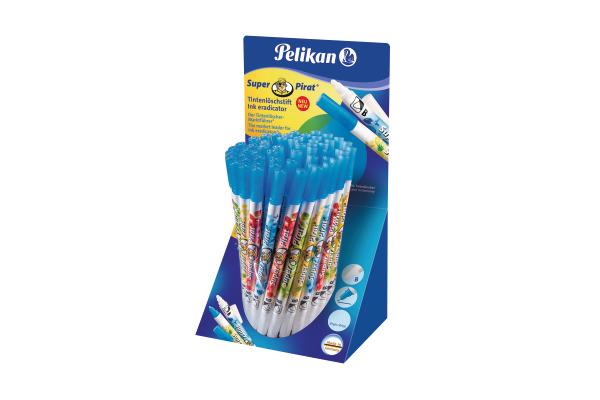 PELIKAN Tintenlöschstifte breit 987024 Super-Pirat 850