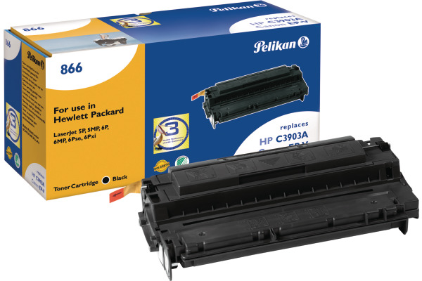 PELIKAN Toner-Modul schwarz C3903A zu HP LaserJet 5P 4500 Seiten