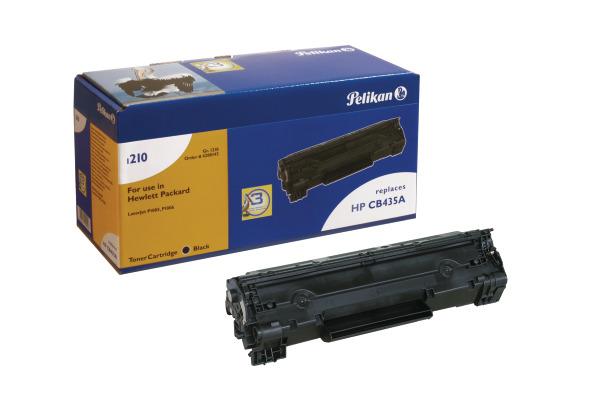PELIKAN Toner-Modul schwarz CB435A zu HP LJ P1005 1500 Seiten