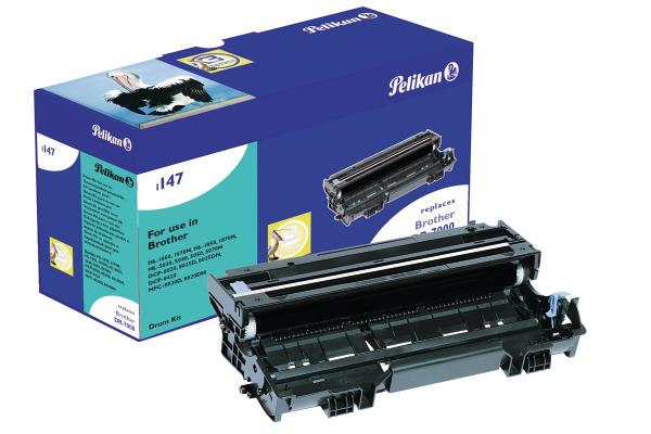PELIKAN Drum-Kit schwarz DR-7000 zu Brother HL-1650 20´000 S.