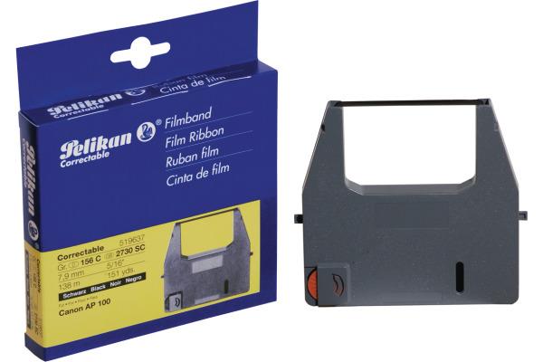 PELIKAN Farbband correctable schwarz Gr.156C Canon AP 100 8mm/138m