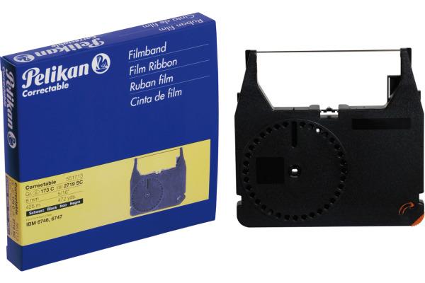 PELIKAN Farbband Correctable schwarz Gr.173C IBM 6746 8mm/425m