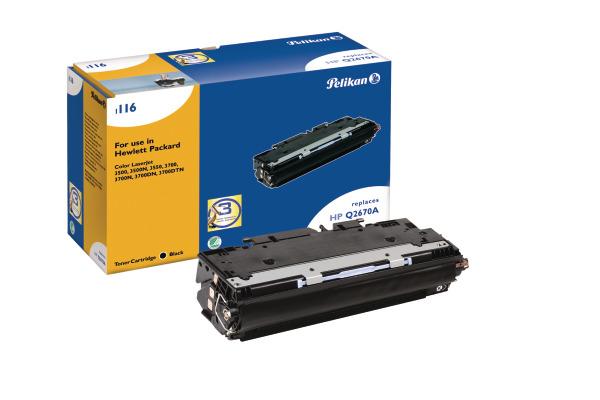 PELIKAN Toner-Modul schwarz Q2670A zu HP CLJ 3500 6000 Seiten