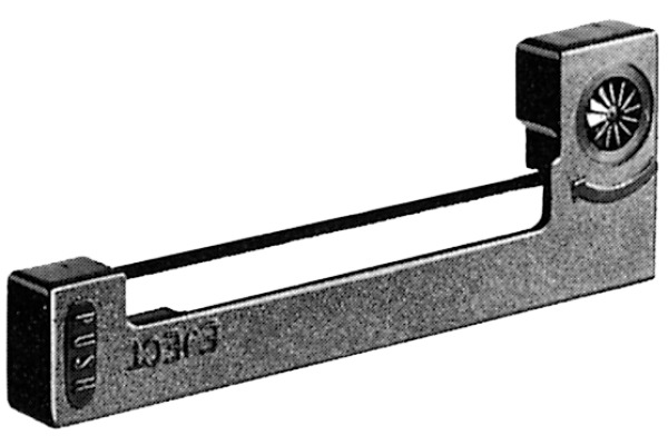 PELIKAN Farbband Nylon re-ink. schwarz R9/565 zu Epson HX 20 2 Stück