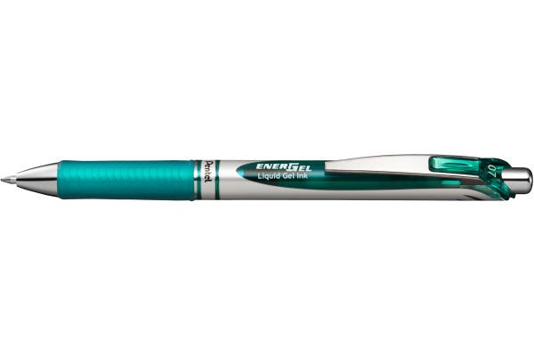 PENTEL Roller EnerGel Xm Fine 0.7mm BL77-S3X türkis