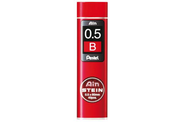 PENTEL Minen AINSTEIN B C275-BO 0,5mm 40 Stück