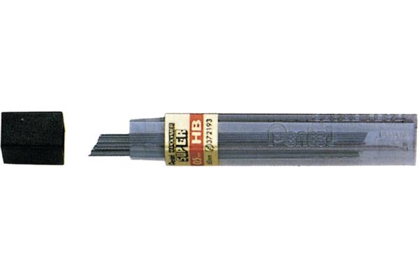 PENTEL Bleistiftminen Super 0.5mm C505 HB schwarz/12...