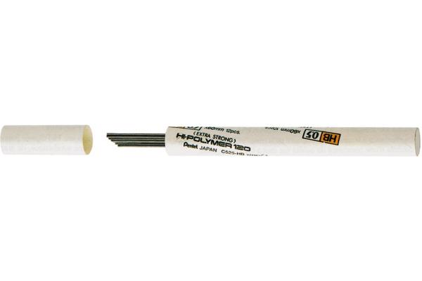 PENTEL Minen H C525-HX 0,5mm 12 Stück