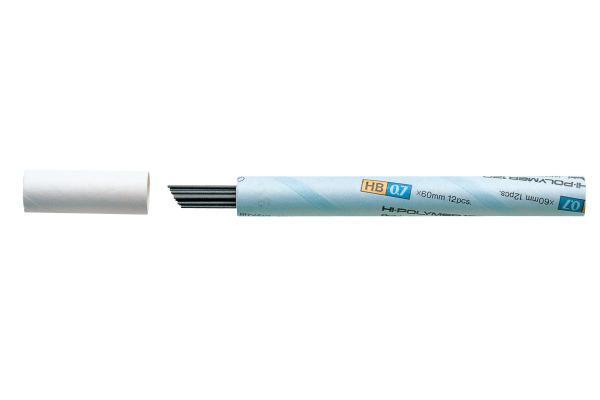 PENTEL Minen H C727-H 0,7mm 12 Stück