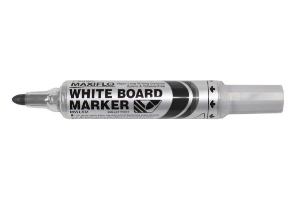 PENTEL Whiteboard Marker 6mm MWL5M-AO schwarz