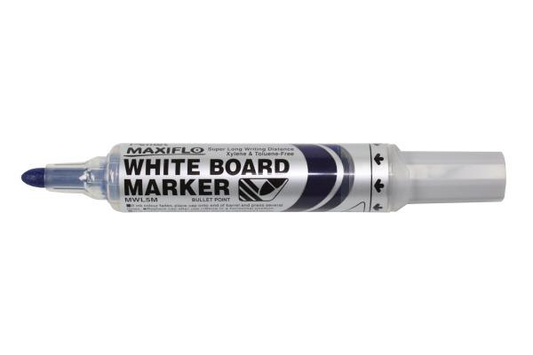 PENTEL Whiteboard Marker 6mm MWL5M-CO blau