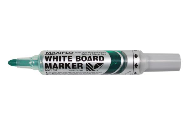 PENTEL Whiteboard Marker 6mm MWL5M-DO grün